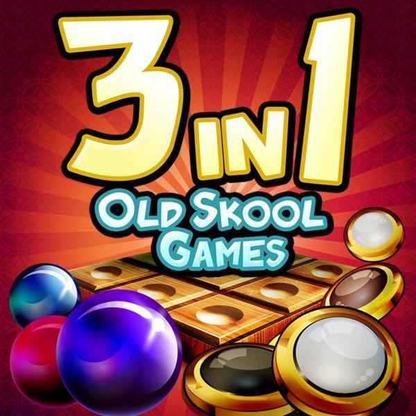 3 in 1 Old School Games