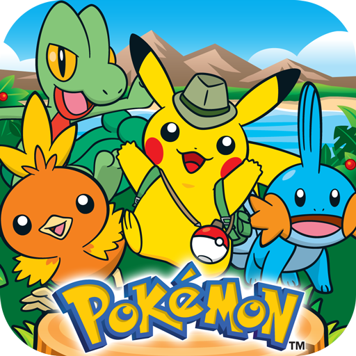 Pokémon camp