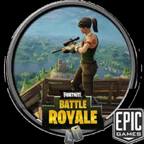 Fortnite Battle Royale Game Wallpaper 4K HD