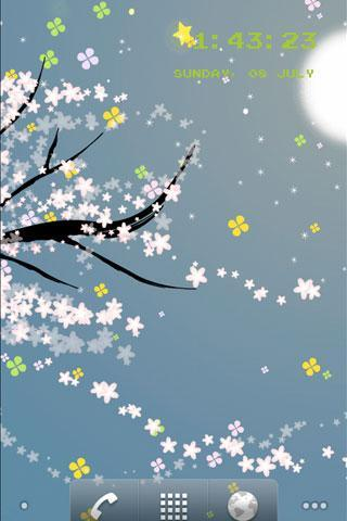 Flower5 Live Wallpaper