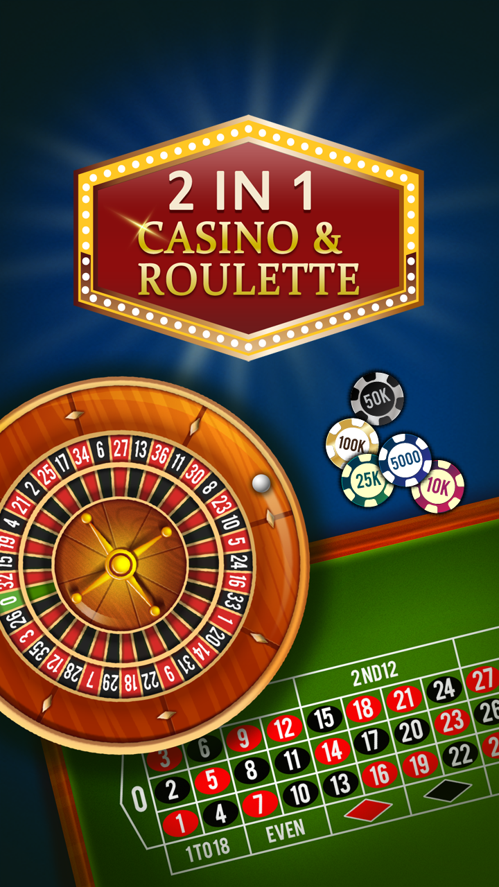 2 in 1 casino and roulette