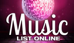 Music List Online