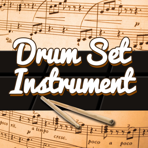 Drum Set Instrument