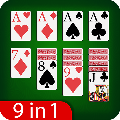 9 in 1 Solitaire