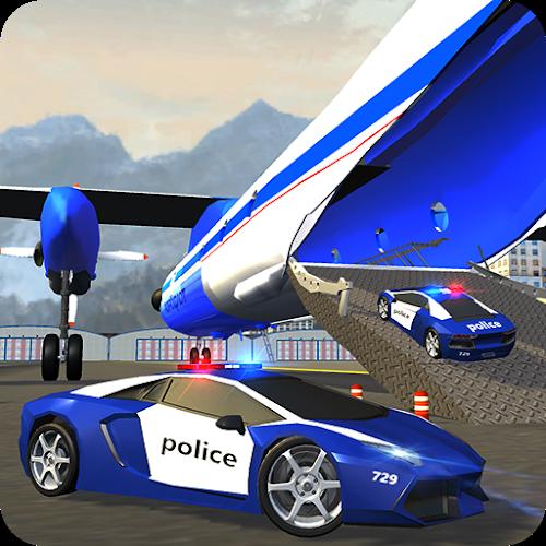 Police Plane Transporter