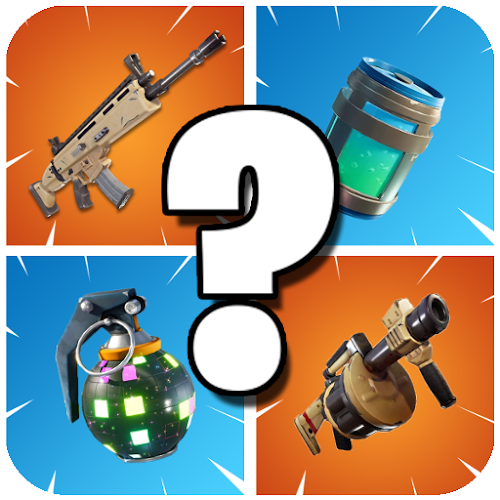 Guess the Picture Quiz for Fortnite