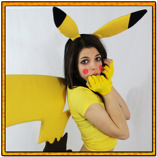 Cosplay Quiz For Pokemon