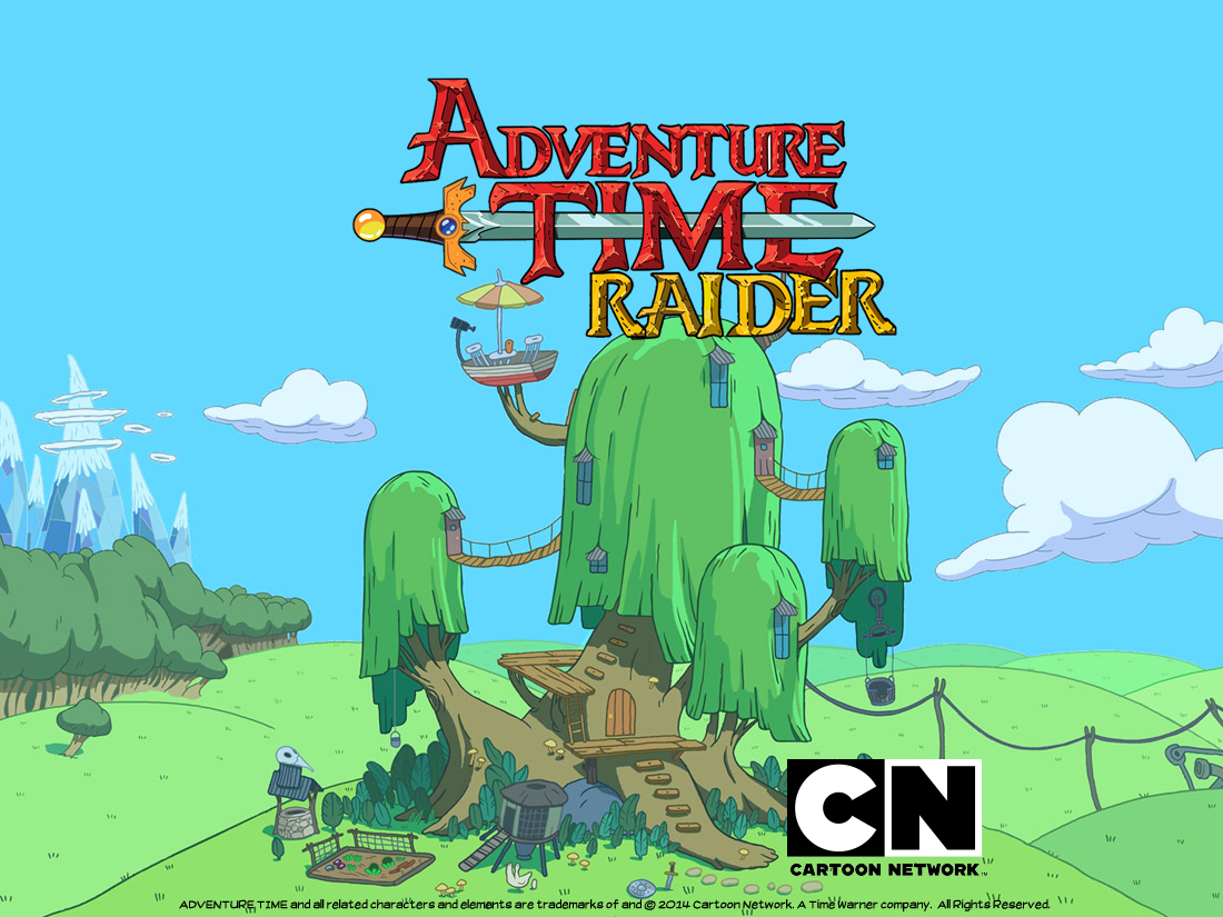 Adventure Time Raider