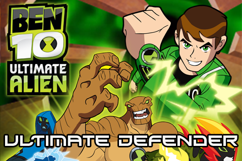 Ben 10: Ultimate Defender