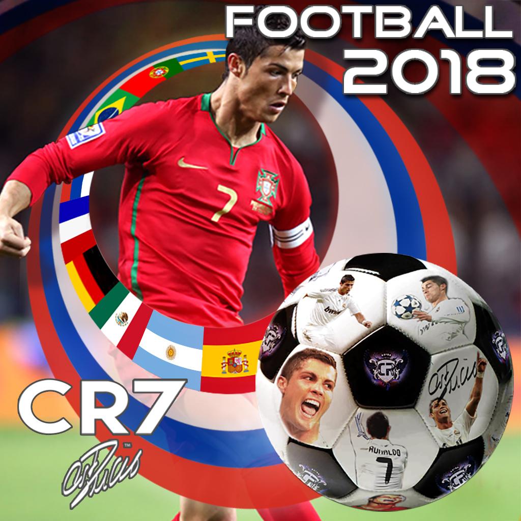 CR7 Football 2018