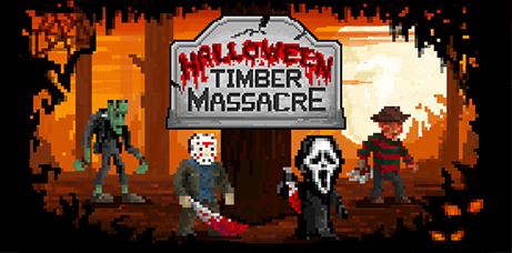 Halloween Timer Massacre