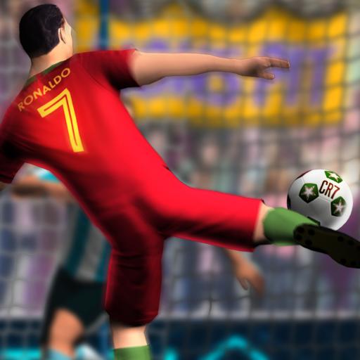 CR7 Penalty Kick