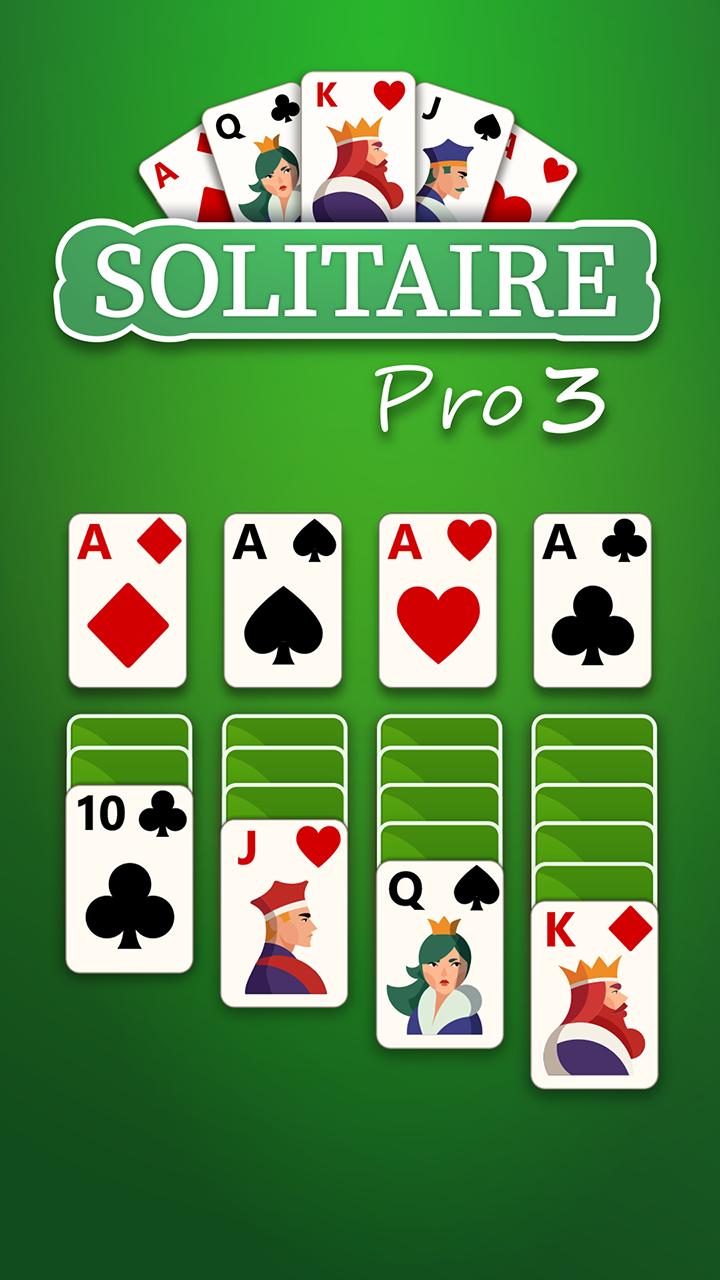 Solitaire Pro 3